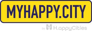 happy galben mic