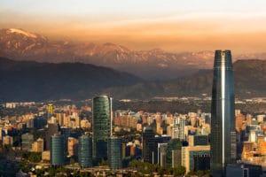 santiago de chile smart city